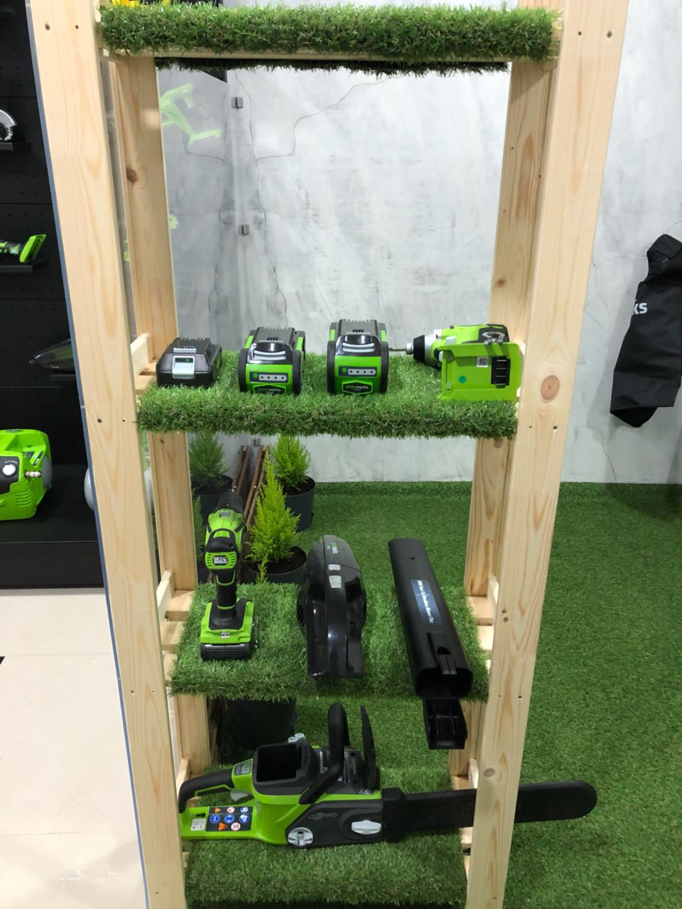 greenworks russia