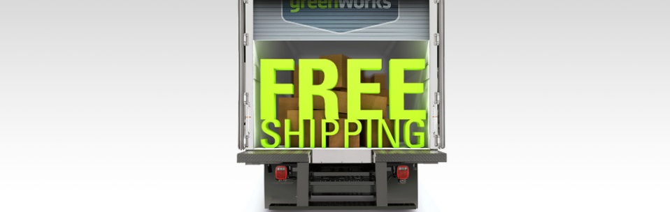 delivery Greenworks Shipping