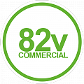 Greenworks 82V Commercial